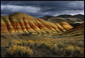 Color, Light and Form by MarcAdamus