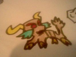 Fakemon-Telgra by GamingDylan