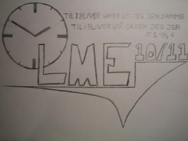 LME clock logo by BHDH