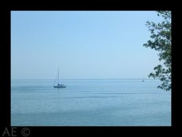 Nature Shoot 2 - Sailing Boat by Aiyren