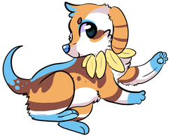 Quick Chibi Of Icon Adopt 04 by P0CKYY