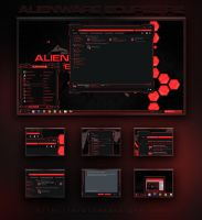 Alienware Eclipse R2 by Mr-Blade