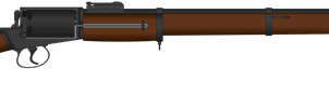 Revolving Rifle M52/85 by Semi-II