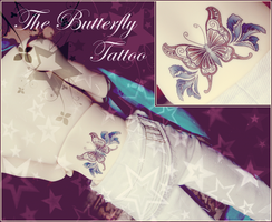 .:: The Butterfly Tattoo ::. by the-sinister