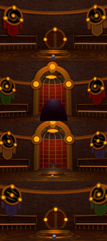 Spyro Dragon Temple Grotto by OmicronWanderer