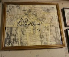 always hp wall art by DevastationRises