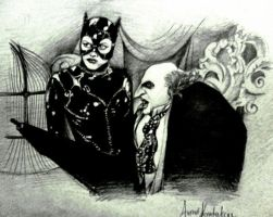 Batman Returns by Cassandriann