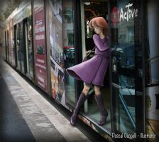 Mixing art with real life: Tramway by arteactive
