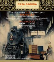 CASAPAGODA PARTY FLYER by leeseasun