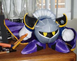 Clay MetaKnight by Sandlehat