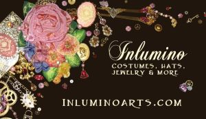 INLUMINO Card and ID by Space-Invader