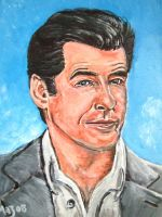 Pierce Brosnan Sam by Mazzi294