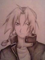 Edward Elric by JustinEugene