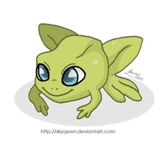 Lil' Froggy by MySweetQueen