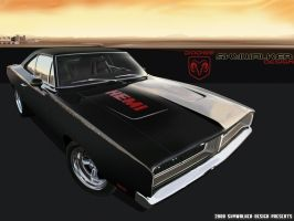 Dodge Charger by skywalkerbatuhan