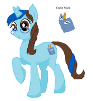 April Clark Pony Form by Gobityn