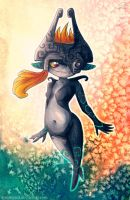 Midna by s-scattered