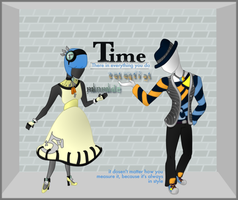 Time is of the essense by Swiftstart
