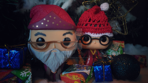 Holiday Funko Pop Figure 14 by iAmAneleBiscarra
