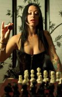 Chess Mistress 2 by Baron-Mookie