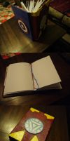 Capiron Notebook by Tsailanza