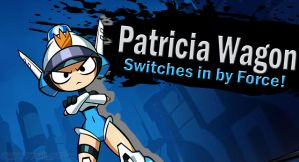 Patricia Wagon SSB4 Request by Elemental-Aura