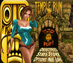 Temple Run 2: Featuring Lara Croft :D by LaraLuvsMe