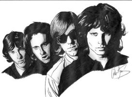 The Doors by urfavoriteartist
