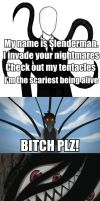 Slender Man Vs Pride by AlphaMoxley95