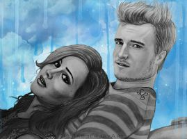 Joshifer by JabberjayArt
