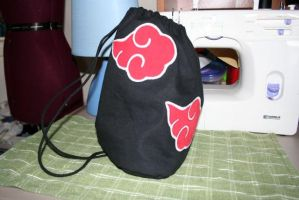 Akatsuki Drawstring Bag by Arus