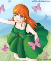 Like Butterflies FINAL by Yezhika