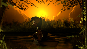 Sailing  in m' boat [SFM] by Thespahthatspies