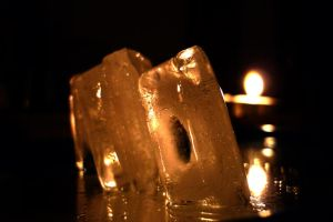 Ice and Candles III by Jade-DV