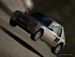 Gran Turismo 4 - Peugeot 205 by pete7868