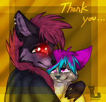 Thank you... by Sorasongz