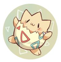 Togepi by Charln