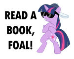 Twilight Has A Message by iRaincloud