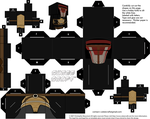Darth Revan part 1 cubeecraft by JagaMen