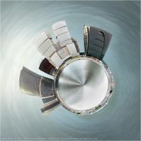 Moscow City Planet by o9-design