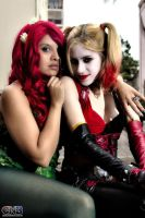 Harley and Ivy ~ (3) by LeanAndJess