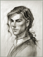 Charcoal Casey by HareSoup