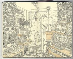the Radiophonic Workshop by MattiasA