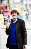 Magazine Man by Yassser84