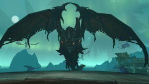 Deathwing by Saphira001