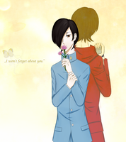 [Persona 2] I won't forget about you by veda242744