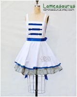 R2D2 retro style dress star wars by Lameasaurus-etsy