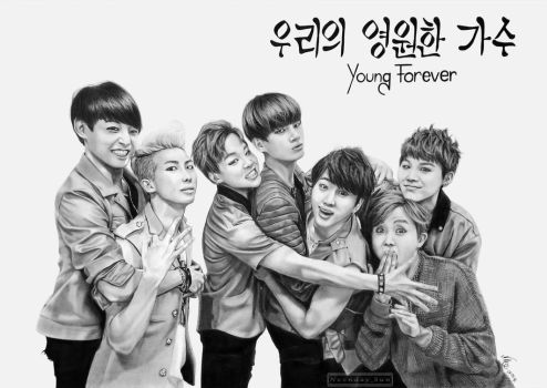 Young Forever by Noonday-Sun