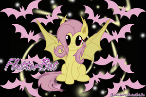 FlutterBat by FlutterDash75