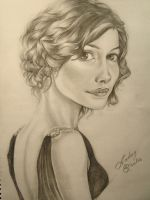 Audrey Tautou by ursrules1